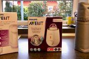 Philips Avent Flaschen- und Babykostwärmer-Set