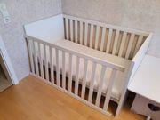 Kinderbett PAIDI weiß