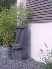 Gartenfigur Buddha Moai 100 cm