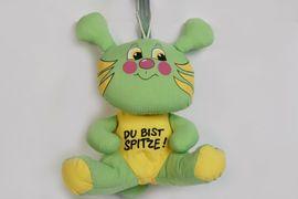 Anhänger grün Stofftier Kuscheltier Kinder: Kleinanzeigen aus Berching - Rubrik Sonstiges Kinderspielzeug