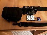 Kamera Sony DSC-HX60 Sybershot