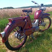 Oldtimer Simson SR2 E Moped