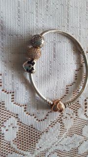 Original - Pandora - Armband mit 3