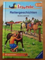 Reitergeschichten - Marlene Jablonski