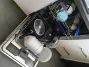 Teilintegrierbar - Spülmaschine SIEMENS