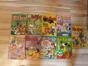 Fix und Foxi Comic Hefte