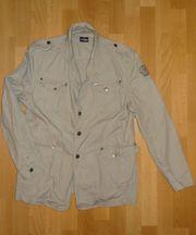 2 Jacken - Cord Jacke und