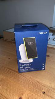 Induktive Nokia Ladestation DT-910 schwarz
