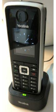 IP Festnetztelefon Yealink mit Basisstation