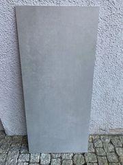 Fliesen Feinsteinzeug THINACTIVE Steel acier