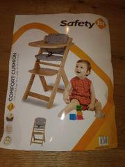 Safety First Sitzkissen für Hochstuhl