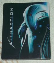 Attraction - Limited Steelbook 3D- 2D-Version