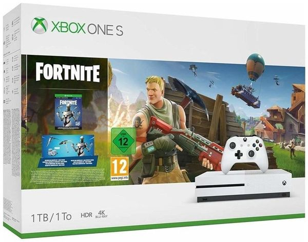 Xbox One S 1TB Fortnite