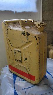 Reservekanister 20 Liter