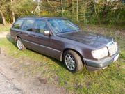 Mercedes 300TD Oldtimer E Klasse