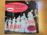 Schallplatte Philips Favoritenserie von Weber