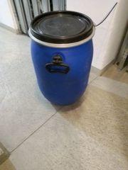 60 Liter Kunststoff- Faß Säure