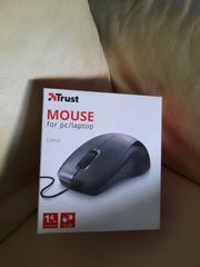 PC Laptop Kabel Mouse Neu