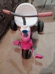 kinder dreirad pink