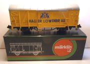 Märklin Spur 1 5863 Bierwagen