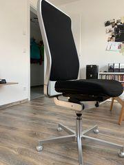 Wagner Design-Bürostuhl mit Filzgleiter W1