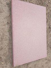 Terassenplatten Kronimus in rosa