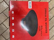 Lautsprecher 380mm PA WOOFER