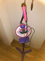 VTECH Kinder karaoke microphone