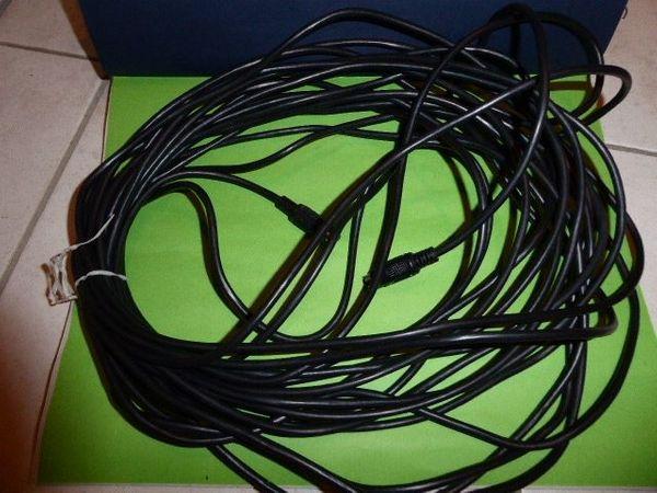 S-VHS Verbindungskabel 15 m