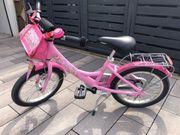Prinzessin Lillifee Fahrrad von Puky