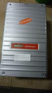 Solar Wechselrichter Sunways NT6000 Solarwechselrichter