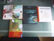 Büchersammlung einzeln oder alle zusammen