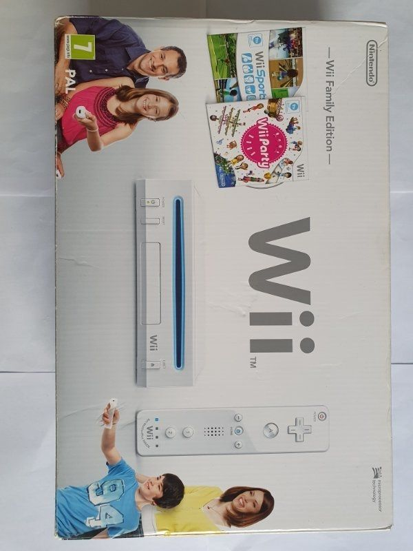 Original Wii Family Edition