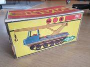 Piko Mars Raupenfahrzeug DDR Spielzeug