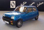 Renault R5 und R5 Alpine