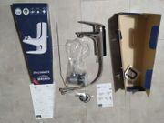 2x Grohe Eurostyle Waschtischarmatur 23707003
