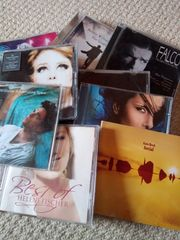 100 CD s - prima Zustand