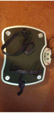 Life Plate Vibrationsplatte neu