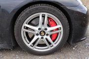 4 original Winterräder Porsche Panamera