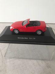 Modellauto Mercedes Benz SLK 230
