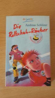 Kinderbuch Die Rollschuh-Räuber