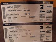 Verkaufe 2x Nightwish Konzertkarten