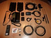 D1 Mobiltelefon AEG 354 mit