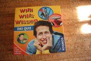 Kosmos Spiel-Willi Wills Wissen Das