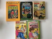 5 Jugendbücher für 9-12 Jahre