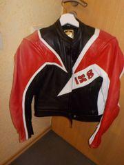 Motorradlederjacke Marke IXS Größe 42