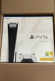 Playstation 5 NEU OVP