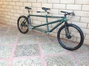 Cannondale tandem shimano xtr ritchey
