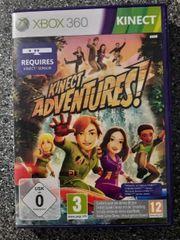 Xbox 360 Spiel Kinect Adventures