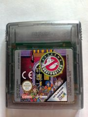 Gameboy Color Spiel Extreme Ghostbusters